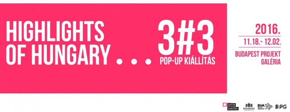 Holnap nyit a HoH 3#3!